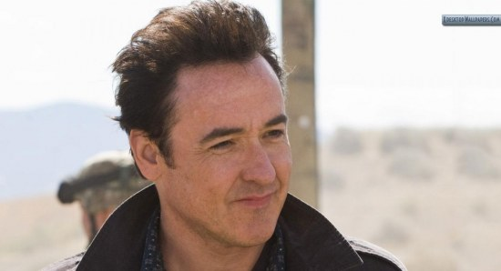 John Cusack is also in the film