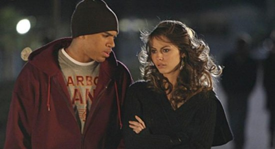 Chris Brown in The O.C.