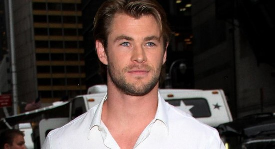 Chris Hemsworth is in talks for the lead