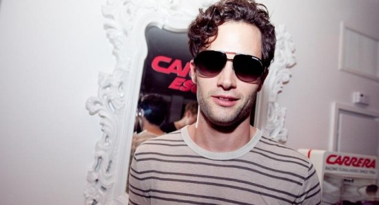 Penn Badgley has also been mentioned