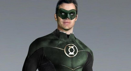 Chris Pine will not play Green Lantern