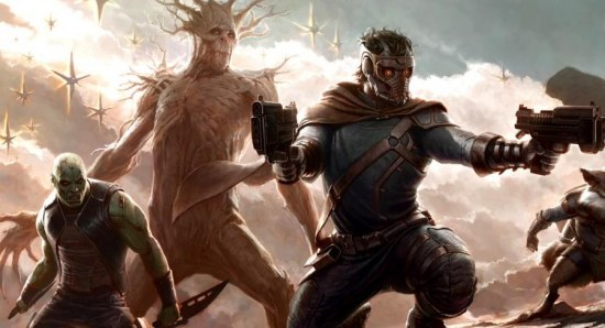 Guardians of the Galaxy arrives in August