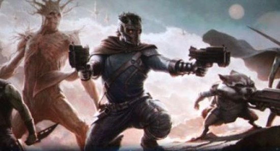 Guardians of the Galaxy is set to release in 2014
