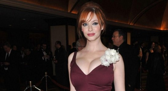 Christina Hendricks will next be seen in Ryan Gosling's 'How To Catch a Monster'