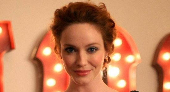 Christina Hendricks will star in Measure of a Man