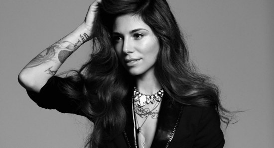 Christina Perri will spend Christmas with her family