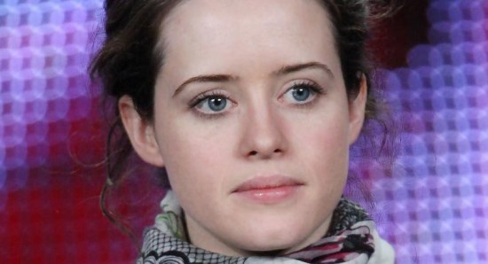 Claire Foy will be starring alongside Richard Coyle and John Malkovich in 'Crossbones'
