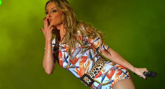 Claudia Leitte will perform at the opening ceremony