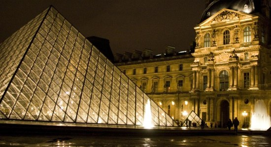 France has other famous landmarks