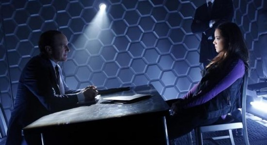 Scene from Agents of S.H.I.E.L.D.