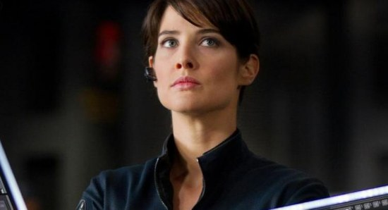 Cobie Smulders has a future with Marvel