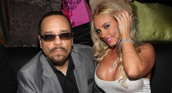 Coco Austin with Ice T