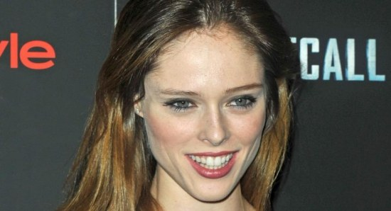 Coco Rocha at an event for Total Recall