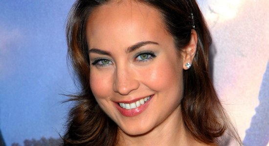 Courtney Ford is never short of work