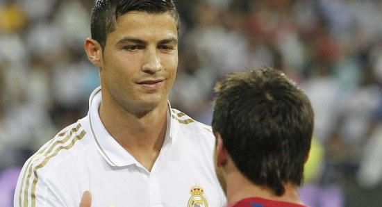Cristiano Ronaldo is one of the best in the world