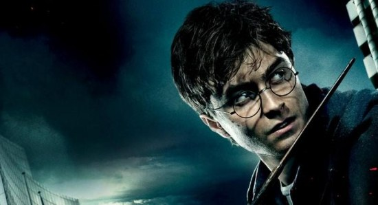 Daniel Radcliffe as Harry Potter in 'The Half-Blood Prince'