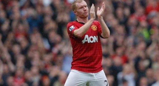 Paul Scholes is involved in the bid