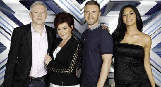 The new X Factor judges
