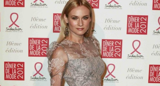 Diane Kruger all glammed up