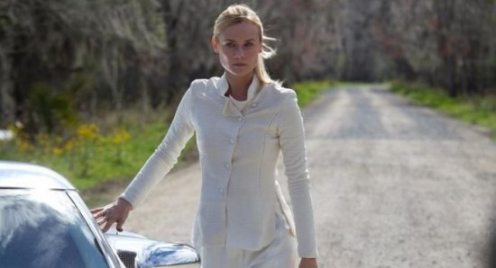 Diane Kruger as 'The Seeker' in 'The Host'