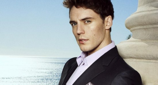Sam Claflin is also in the film