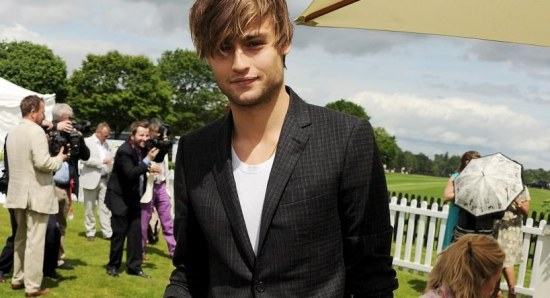 Douglas Booth will star in the movie