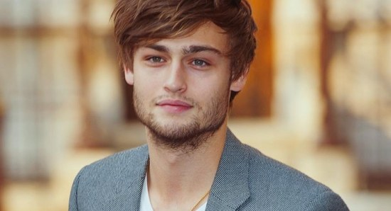 Douglas Booth is a talented star