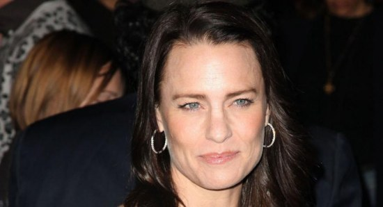 Robin Wright also stars in 'The Congress'