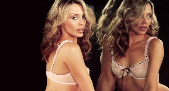 Kylie Minogue also appears in the film
