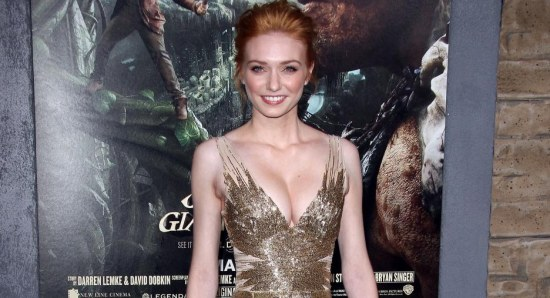 Eleanor Tomlinson starred in Jack the Giant Slayer