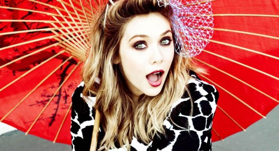 Elizabeth Olsen has been linked to the role