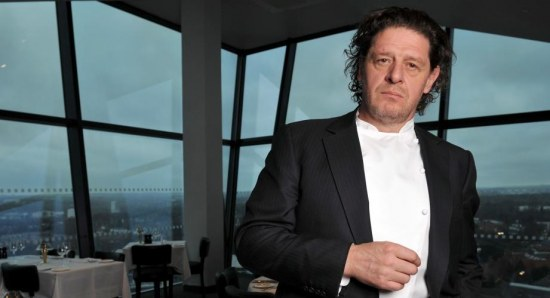 Marco Pierre White is a celebrity chef