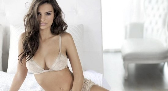 Emily Ratajkowski is up for Rookie of the Year