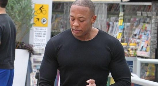 Dr. Dre is a close friend of Eminems