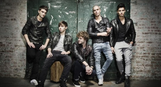 The Wanted boys