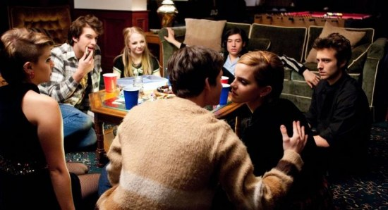 The Perks of Being a Wallflower scene