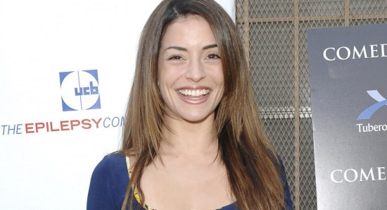 Emmanuelle Vaugier is a very busy star