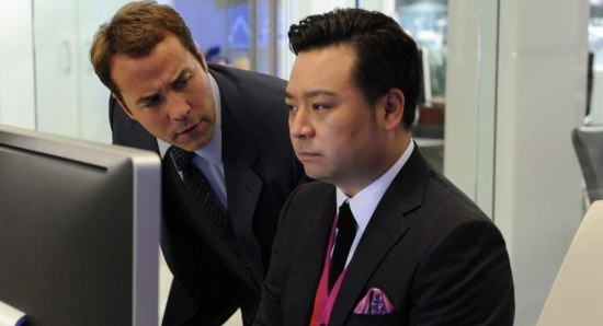 Jeremy Piven is awesome as Ari Gold
