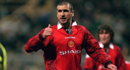 Eric Cantona was almost not signed