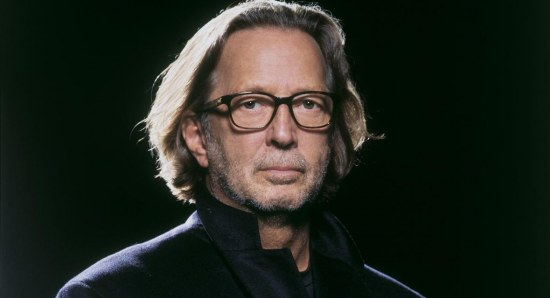 Eric Clapton will appear on the album