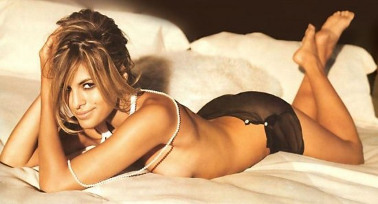 Eva Mendes is absolutely stunning