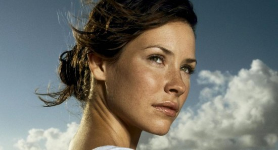 Evangeline Lilly played Kate on 'Lost'