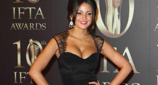 Michelle Keegan could become a Hollywood star