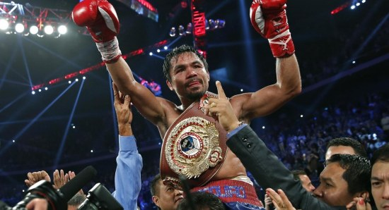 Can Manny Pacquiao pull it off?