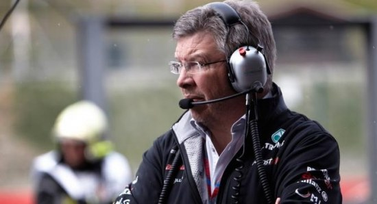 He's been at Mercedes since 2008/2009