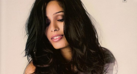 Freida Pinto could become a Bollywood star