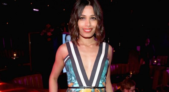 Freida Pinto stars in Desert Dancer