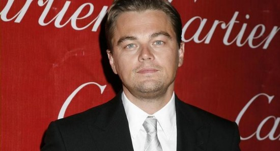 Leonardo DiCaprio is hot property in Hollywood
