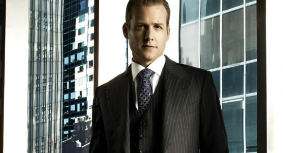 Gabriel Macht is also in the show