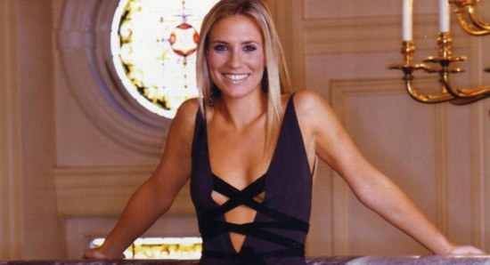Georgie Thompson is Girl of the Week